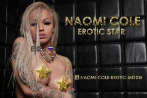 EROTIC STAR NAOMI COLE