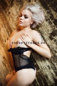 TOP ATHENS ESCORT GIRL MILANA 16